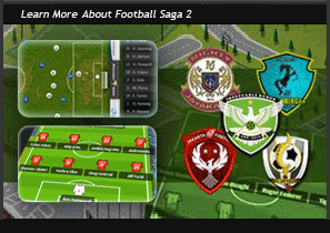 Football Saga 2 Feature